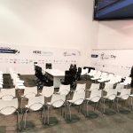 sillas para eventos blancas